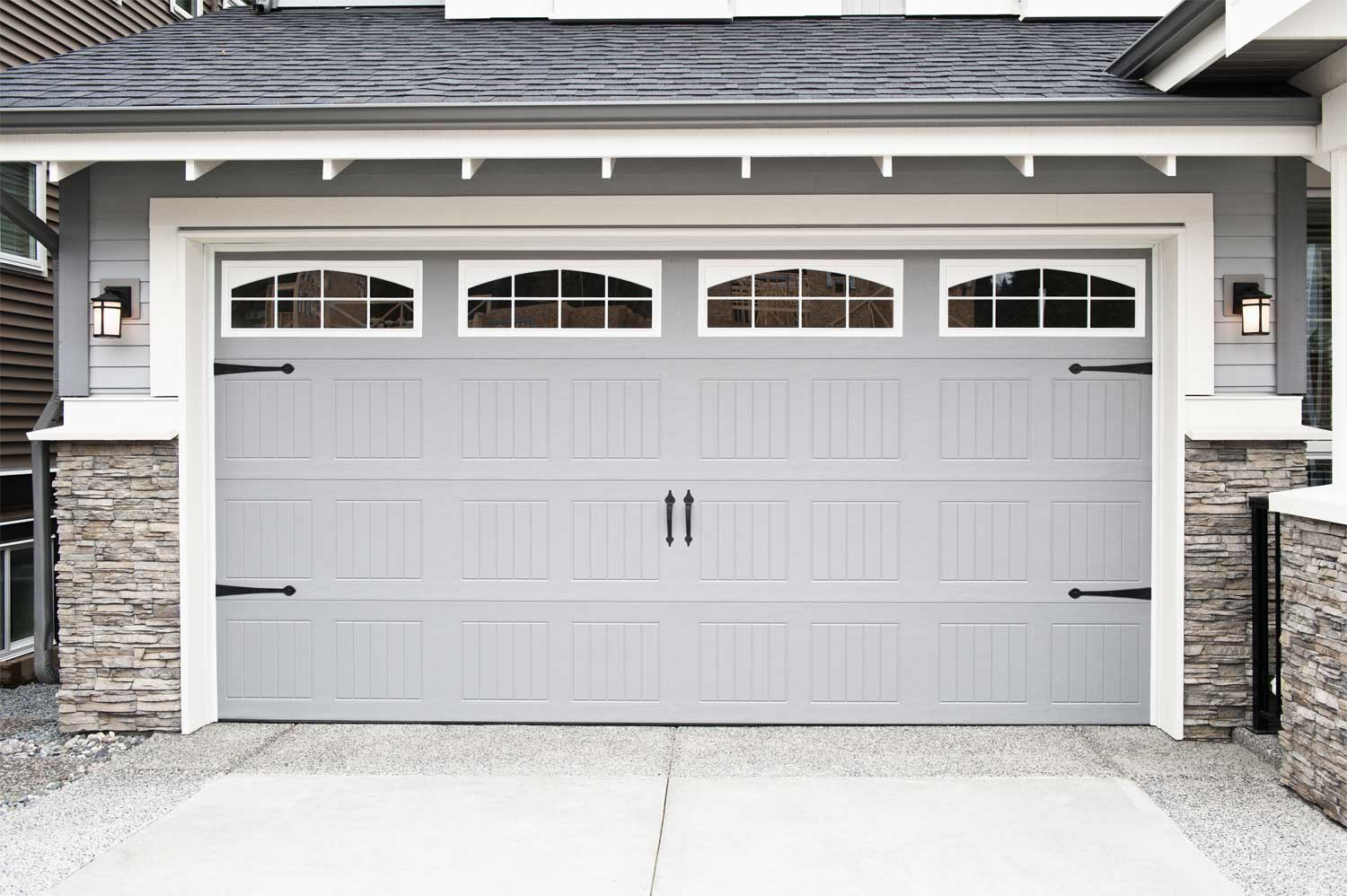 New Garage Door Installation