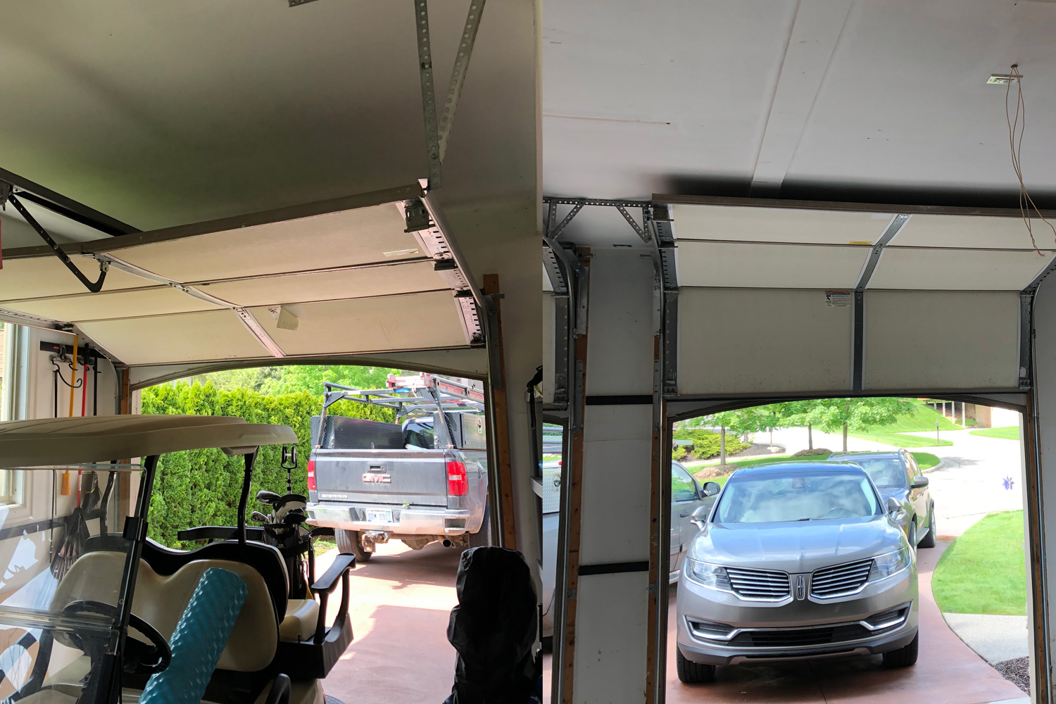 High Lift Garage Doors Auburn Overhead Door